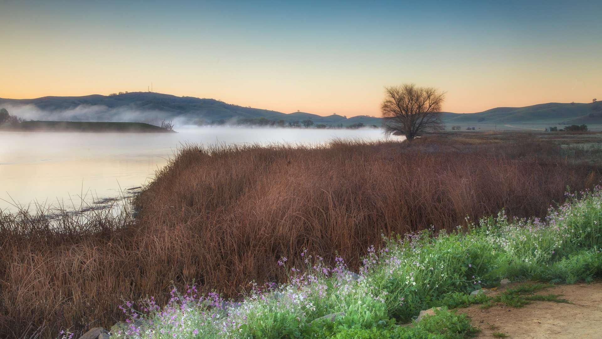 Vacaville's Mediterranean climate and open spaces make for an outdoor lover's paradise